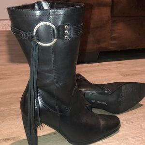 Harley Davidson Leather Boots!!🔥